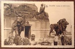 Bruxelles Tombeau Du Soldat Inconnu - Monumenti, Edifici