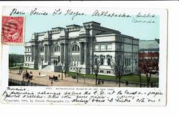 CPA - Carte Postale- Etats Unis- New York- Metropolitan Museum Of Art -1904-VM3274 - NY - New York