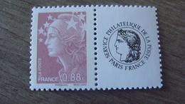 Marianne De Beaujard - (Céres) - N° 4234A (0.88 Euro) - Année 2008 - Neuf** - Sellos Personalizados