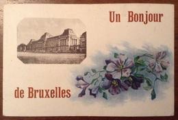 Bruxelles Un Bonjour De Bruxelles - Belgio