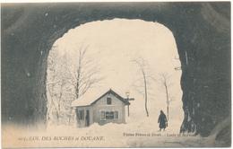 Col Des Roches Et Douane - France