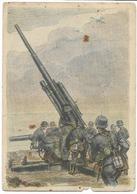 Wehrmacht  - Luftwaffe  - Canon De 8,8 Cm Flak - Equipment