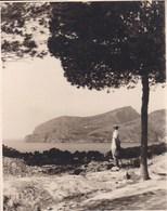PAlMA MAJORQUE CABO ANDRATZ 1930 Photo Amateur Format Environ 7,5 Cm X 5,5 Cm - Lieux