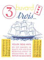 La S/Buvard  Sauba  Vente En Pharmacie (Format 11 X 14) (N= 3) - Produits Pharmaceutiques