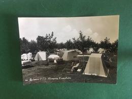 Cartolina Bolsena  - Camping Capplletta - 1965 - Viterbo
