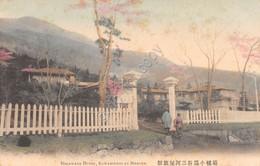 Cartolina Japan Hakone Kowakidani Hotel Mikawaya - Cartoline