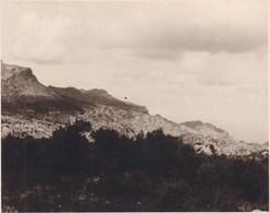 PALMA MAJORQUE Route De POLLENSA 1930 Photo Amateur Format Environ 7,5 Cm X 5,5 Cm - Lieux