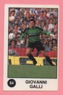 Figurina Super Sport 1988/89 - Giovanni Galli E Pertti Karppinen - Trading Cards