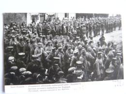 CPA (44) Loire Atlantique - Saint Nazaire - Prisonniers Allemands Embarquant Pour L'Angleterre - Saint Nazaire