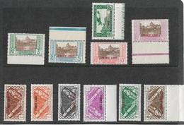 OCEANIE YT 140 à 149 NEUF** TB + PA 3** - Oceania (1892-1958)