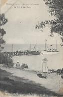 85, Vendée, NOIRMOUTIER, Arrivée à L'Estocade Du Bois De La Chaize, Scan Recto-Verso - Noirmoutier