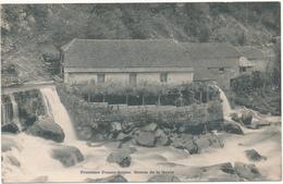 Frontière Franco Suisse - Scierie De La Goule - France