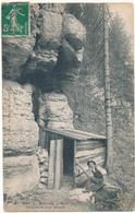 Au Désert De La Mort - La Cabane D'un Mineur - France