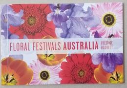 Australia 2011. Floral Festivals. Prestige Booklet - Nuovi