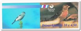 Faroer 1997, Postfris MNH, Birds ( Booklet, Carnet ) - Faeroër