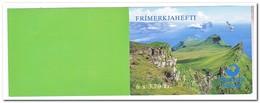 Faroer 1991, Postfris MNH, Birds ( Booklet, Carnet ) - Faeroër