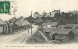 37 - CHATEAU-RENAULT - Vallee Du Moulinet Et Le Lavoir En 1914 - France
