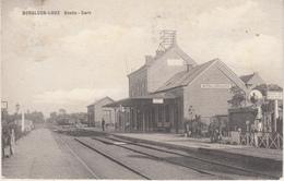 Borgloon-Looz - Statie - Gare - 1912 - Stations - Zonder Treinen