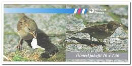 Faroer 1999, Postfris MNH, Birds ( Booklet, Carnet ) - Faeroër
