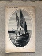 UN SALUTO DA PESARO  1924 - Pesaro