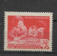 1951 MNH Joegoslavië, Postfris** - 1945-1992 Socialistische Federale Republiek Joegoslavië