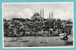 ISTANBUL MOSQUEE SOULEYMANIE UNUSED - Turchia
