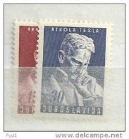 1953 MNH Joegoslavië, Postfris** - 1945-1992 Socialistische Federale Republiek Joegoslavië