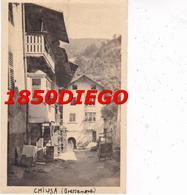 KLAUSEN - CHIUSA - BRESSANONE F/PICCOLO VIAGGIATA ANIMATA - Bolzano (Bozen)