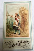 Chromo Cacao Grootes 9,5 Cm X 15,4 Cm - Chocolat
