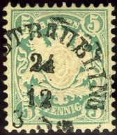 Bavaria. Scott #39. Used. - Bavaria