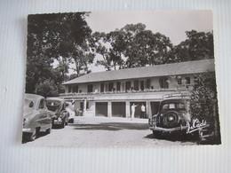 CPSM 44 SAINT-BREVIN-L'OCEAN L'Hotel Du Chalet Et Ses Dépendances  TBE Vieilles Voitures - Saint-Brevin-l'Océan