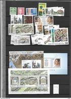 2004 MNH Denmark, Dänemark, Year Complete, Postfris** - Danimarca