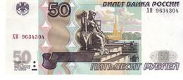Russia P.269 50 Rublos 2004 Unc - Russia
