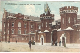 Bruxelles (1911) - Monuments