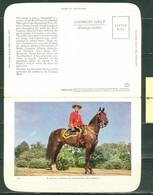 Carte Lettre / Letter Card. Gendarmerie Royale Du Canada / Royal Canadian Mounted Police. (4334) - Non Classés