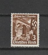 DR - TIMBRE POSTE - 1935 - MI : 598  - NEUF* - VOIR DESCRIPTIF - - Allemagne