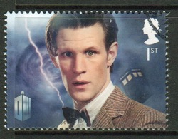 Great Britain 2013 Single 1st Class Stamp From Doctor Who Set. - 1952-.... (Elizabeth II)
