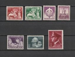 DR - TIMBRE POSTE - 1942 - LOT 1942  - NEUF* - VOIR DESCRIPTIF - - Allemagne