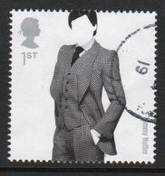 Great Britain 2012 Single  Stamp From Great British Fashion Set. - Usados