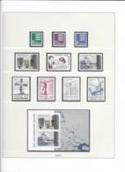 2007 MNH Denmark, Dänemark, Year Complete, Postfris** (4 Scans) - Danimarca