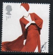 Great Britain 2012 Single  Stamp From Great British Fashion Set. - 1952-.... (Elizabeth II)