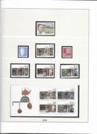 2009 MNH Denmark, Dänemark, Year Complete, Postfris** (4 Scans) - Danimarca