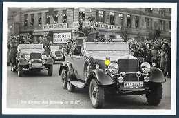 Der Einzug Des Fûrhers In Wien - Hitler - Guerre 1939-45
