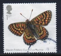 Great Britain 2013 Single  Stamp From Butterflies Set. - 1952-.... (Elizabeth II)