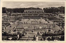ALEMANIA , TARJETA POSTAL SIN CIRCULAR - FRANKFURT , STADION - Estadios