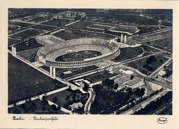 ALEMANIA , TARJETA POSTAL SIN CIRCULAR -  BERLIN REICHSSPORTFELD - Estadios