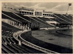 ALEMANIA , TARJETA POSTAL SIN CIRCULAR, LEIPZIG , STADION DER 100.000 - Estadios