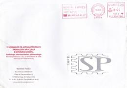España 2006 Santiago Compostela VI Jornadas Radiologia Intervencionista Y Ginecologia Gynecology Red Meter Gynécologie - Publicidad