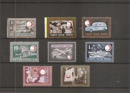 Turquie - Bienfaisance ( 122/129 XXX -MNH) - 1921-... Republic