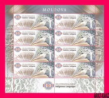 MOLDOVA 2019 International Year Of Indigenous Languages M-s Sc1036 Mi Klb.1101 MNH - Other